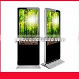 "55"" wholesale 2 pcs/lot player what is digital signage software freeware LED LCD display displayer light shopping center"