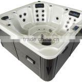2016 6 person hydromassage hot tub Royal new design outdoor spa pool
