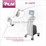High Frequency Machine Facial B-028 Body Slimming Skin Tightening Hifu Machine In Hot Sale 0.2-3.0J