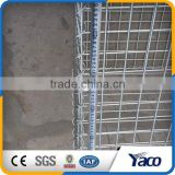 Long use life Heat-dispersing welded gabion box gabion mattress price