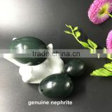 kegel exercise for woman after baby with certiification dark green genunie nephrite jade eggs yoni eggs