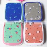 Supply fashion cute Floral Contact lens box