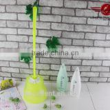 More style of good quality plastic toilet brush set