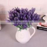 purple lavender/Wedding Bouquet Wholesale Artificial Flower