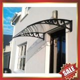 door awnings,canopies,shelter,clear awning,clear canopy for house,villa,building