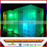 inflatable photo booth cheap led wedding photobooth inflatable photo booth enclosure for sale