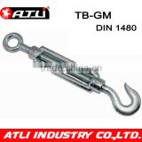 German type DIN1480 drop forged wire rope Turnbuckles