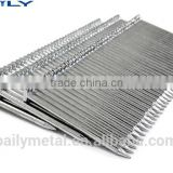 high strength T type straight air nails gas row nail galvanized for furniture wholesale gun use nails