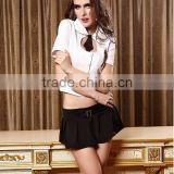 Halloween cosplay costume schoolgirl sexy wear TI8006