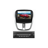 Car dvd player with GPS and entertainment for Peugeot 207