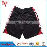 black cotton polyester shorts fleece split joint gym shorts mens sweat jersey shorts
