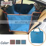 Dog Car Seat Cover Blanket Hammock Backseat Protector Cover