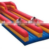 2012 hot inflatable bungee run