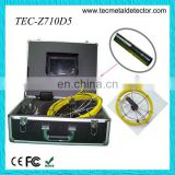6mm Mini Pipe Wall Inspection/ Snake Video Pipe Inspection Camera TEC-Z710D5