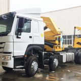 Sinotruk made 37 tons 20ft side lifter truck