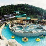 Lazy River For Water Park Professional Builder