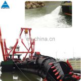 China 14inch Cutter Dredger Vessel for Sand Mining