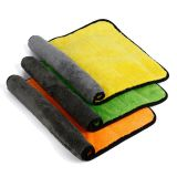800gsm super absorbent microfiber towel for cleaning