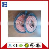 silicon rubber pipe heating cable