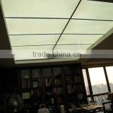 Bright art studio LED ceiling panel light