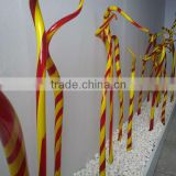 Modern Glass Sculpture Decoration