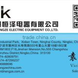 Ninghai Hengze Electric Equipment Co., Ltd.
