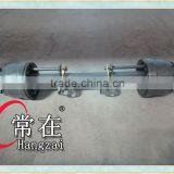 factory German type 14T axles for semi trailer