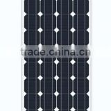 90W/95W/100W Mono solar panel/module China Manufacturer high efficiency for LED Street light, on and off-grid PV plant