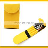 Personal care yellow manicure tool