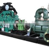 40-900kw CE approved water supply fire fighting water plant irrigation and drainage power plantwater pump genset