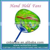 Custom Logo And Advertising Hand Fan