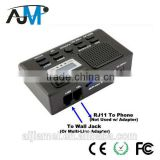High sensitive telephone pickup recorder For Office Use / Telephone Call Recorder                                                                         Quality Choice
