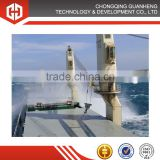Electric Hydraulic Container Lift Crane for container vessel