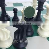 international chess/ standard tournament club chess/ plastic chess
