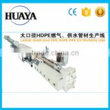 Waterproof drainage board HDPE water pipe making machine
