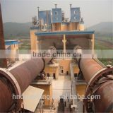 China cement rotary kiln plant manufacturer/full set cement production machine rotary kiln