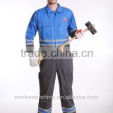 cheap 100% cotton,safety coverall/Cheap safety winter coverall workwear uniforms / working coverall