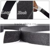 Self Adhesive Strong Sticky Strip Heavy Duty Fastening Hook Loop Tape                                                                         Quality Choice