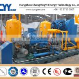Cylinders Filling Skid Liquid Nitrogen Gas Transfer Equipment