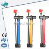 Durable in use new coming high quality mini bicycle floor pump