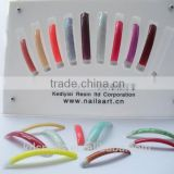 Beauty women color uv gel kds nail systems