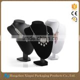 Custom High End Black Jewelry Display Stand For Necklace
