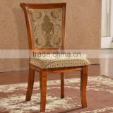 High Quality Antique Home Furniture Wood Chair With Rush Seat Replacement