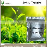 Green tea extract POWDER BULK with 99% L-Theanine