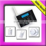 New and hot in security market Touch keypad home security system wireless PSTN based GS-T06