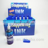 Magic disappeared ink prank toys