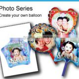 DIY inkjet printable Photo Balloons for Party (Printed by inkjet printer )