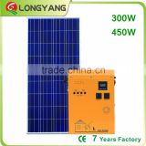 Off grid portable solar generator 300w panel kit Normal Specification lithium ion battery solar generator                                                                         Quality Choice