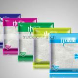 Flat Bottom Pet Food / Dried Snack / Vacuum Frozen Food Packaging Plastic Aluminum Foil Ziplock Bag
