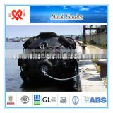 Made in China world widely use high-performance marine part yokohama pneumatic rubber type dock fender